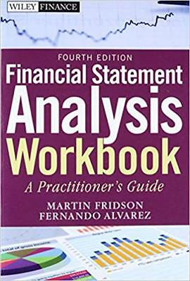 [PDF] Financial Statement Analysis Workbook A Practitioner's Guide 4th Edition 4