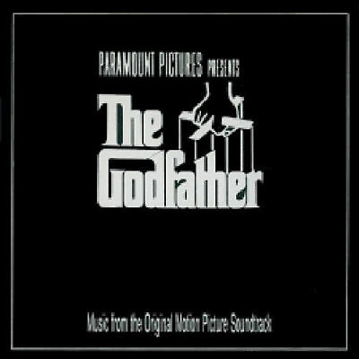 CD THE GODFATHER OST ORIGINAL MOTION PICTURE SOUNDTRACK NEW |n|