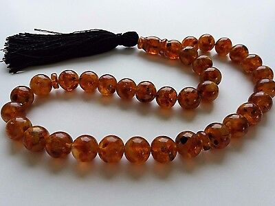 Bernstein--Tesbih-Islamic-Prayer-Beads- 75 gr.جسور ال