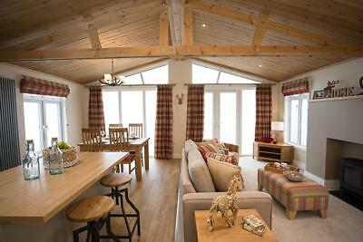 Stunningly Beautiful Luxury Lodge For Sale on the Isle of Wight