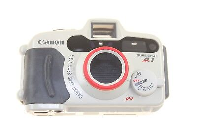 Canon 35Mm Sureshot A1 Compact Underwater Camera Cover Unit Cy1-1657-000