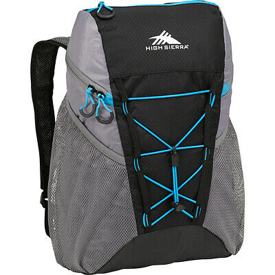 High Sierra 18L Packable Sport Backpack Packable Bag NEW
