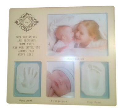 Baby Casting Kit for hand and foot print impression kit baby gift Boy/ Girl Chri