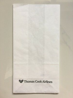Spucktüte Thomas Cook Airlines