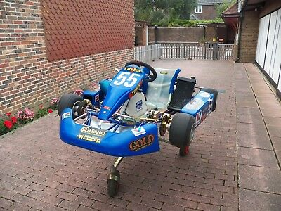 125cc  6 speed Go Kart