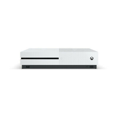 Refurbished Microsoft Xbox One S White Consoles Only - 500GB / 1TB / 2TB