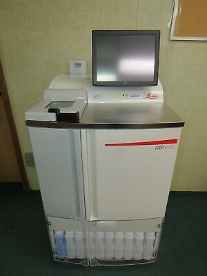 Leica ASP6025 Automated Vacuum Tissue Processor - 2016 model - new. never used