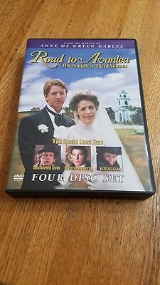 Road To Avonlea the Complete Third Volume Dvd Four Disc Set 2005