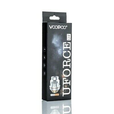 VOOPOO² UFORCE² Replacement Coils D4/N2/N3/P2/U8 | 5pcs/pack | Authentic