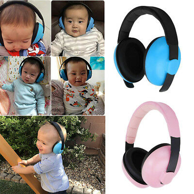 2pack of Baby Earmuffs Hearing Protection Concert Ear Defenders Infant/Kids
