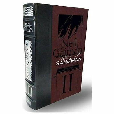 SIGNED by Neil Gaiman & Dave McKean - The Absolute Sandman Volume 2 HC 1st/1st