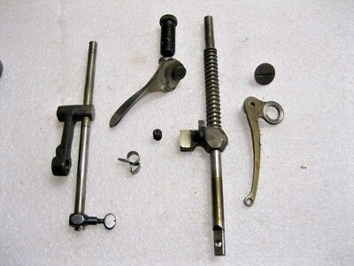 Vintage Singer 15-91  Sewing Machine FRONT ASSEMBLY PARTS - FREE SHIPPING