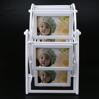 Rotating Sky Ferris Wheel Picture Photo Frame Keepsake Gift Home Decoration