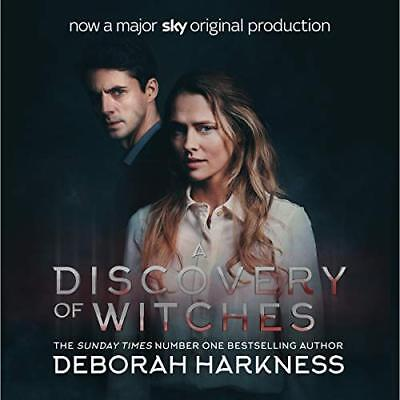 A Discovery of Witches By: Deborah Harkness - Audiobook