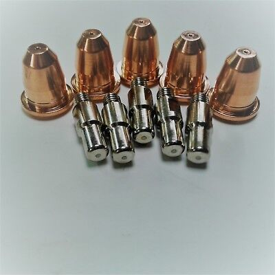 10 Piece Pipe Tip Set For Northern Tool Klutch P400Dv Plasma Cutter S45 Torch