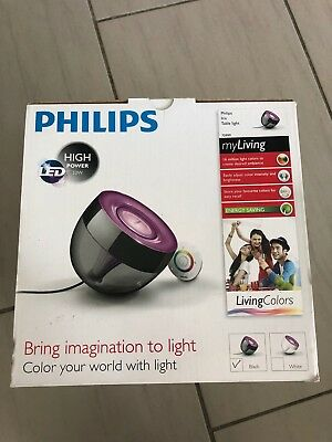 Philips Hue Table Light Lamp LED IRIS Control Different Colours Indoor Use