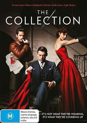 The Collection: Miniseries (DVD, 2-Disc Set) Richard Coyle Region 4 New / Sealed
