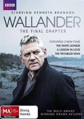 Wallander: Series 4: Final Chapter (DVD, 2-Disc Set) Region 4 - New and Sealed