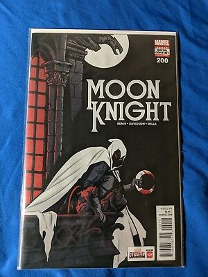 Moon Knight Vol 8 #200 Cover A Regular Becky Cloonan Cover