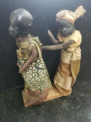 Early Antique African American Dolls
