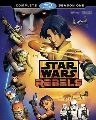Star Wars Rebels: Complete Season 1 [Blu-ray] (Bilingual)