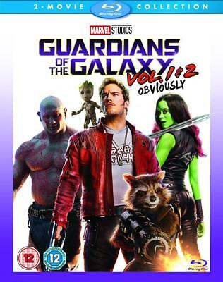 Guardians of the Galaxy Vol. 1-2 [Blu-ray]