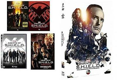 Marvel's Agents Of Shield: Seasons 1-5.: The Complete Series