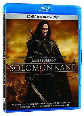 Solomon Kane (Bilingual) [Blu-ray + DVD]