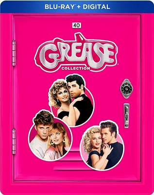 The Grease Collection [Blu-ray] (Sous-titres français) [Import]