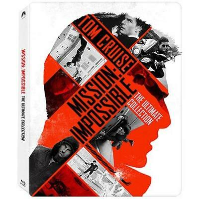 Mission Impossible: the Ultimate Collection - Limited Edition Steelbook...
