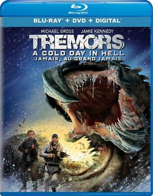 Tremors: A Cold Day in Hell [Blu-ray] (Sous-titres français)