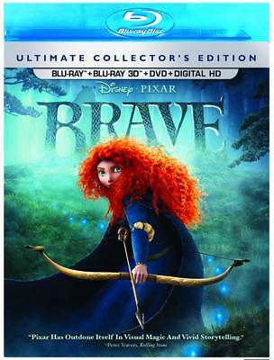 Brave (3D) [Blu-ray] (Bilingual)