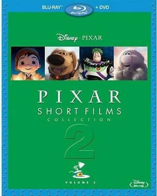 Pixar Short Films Collection: Volume 2 - 2-disc Blu-ray Combo Pack (Blu-ray...
