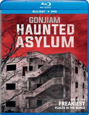 Gonjiam: Haunted Asylum [Blu-ray]