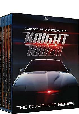 Knight Rider - The Complete Series - Blu-ray