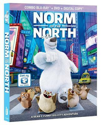 Norm of the North [Blu-ray/DVD Combo + Digital] (Bilingual)