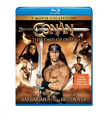 Conan: The Complete Quest [Blu-ray]