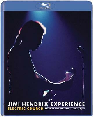 Jimi Hendrix Experience - Electric Church: Atlanta Pop Festival July 4, 1970...