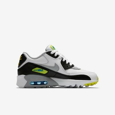 best authentic 4f2e4 ad64e Nike Air Max 90 Ltr Garçon Fille Baskets Sport Chaussure Taille 4.5 - 6