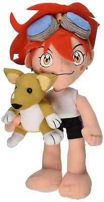 *NEW* Cowboy Bebop: Ed with Ein 8 inch Plush by GE Animation
