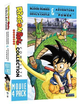 Dragon Ball - Movie 4 Pack / Complete Collection