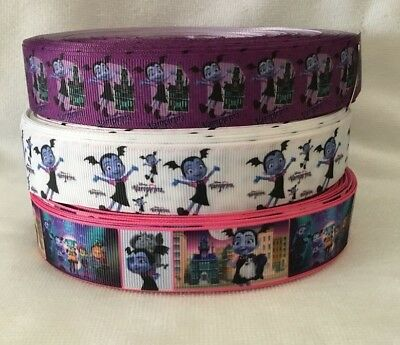 Vampirina (Disney Junior) Ribbons sold by 2M - 3 different designs see listing
