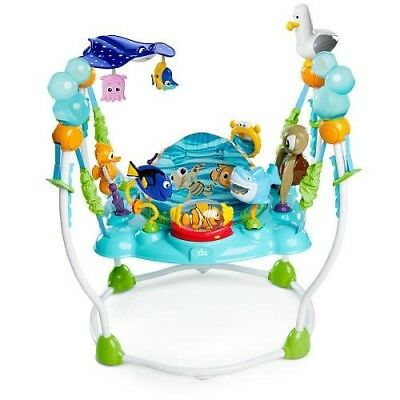 Disney Baby Finding Nemo Sea of Activities Jumper. Huge Saving