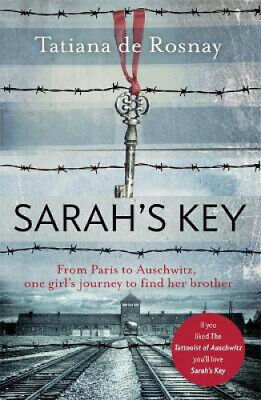 Sarah's Key: From Paris to Auschwitz, one girl's journey to find her brother.