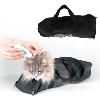 Cat Washing Bag, Cat Grooming Restraint for Cat Bathing Cleaning