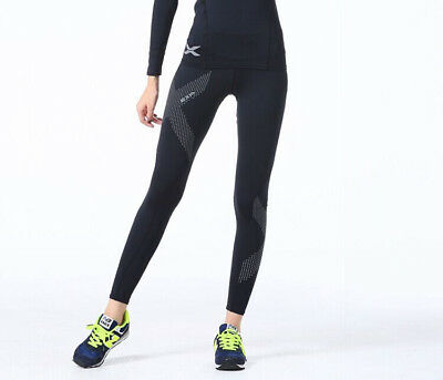 Womens long compression tights, EXP2xu  size S M L XL XXL, free local delivery
