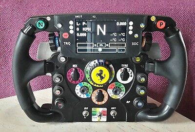 iPhone 4S support Simply Mod F1 Dash for Thrustmaster Ferrari F1 Wheel Add-On