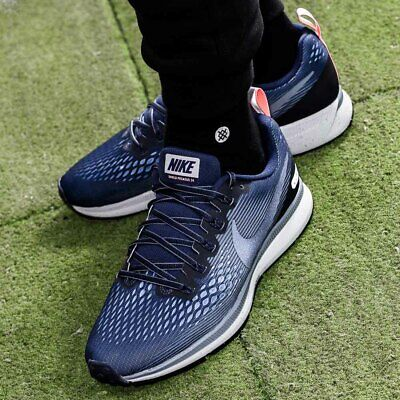 pretty nice c550a 59b5d Nike Air Zoom Pegasus 34 Shield 907327-400 chaussures hommes sport loisir  basket