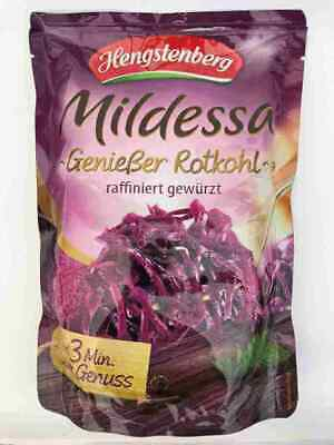 Hengstenberg Mildessa Gourmet Red Cabbage in Pouch 400g
