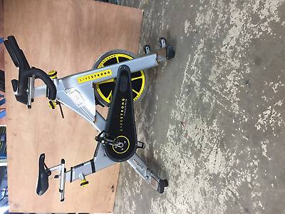 Matrix Spin Bike commercial gym equipment